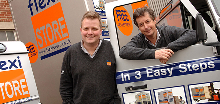 Flexistore Edinburgh storage directors