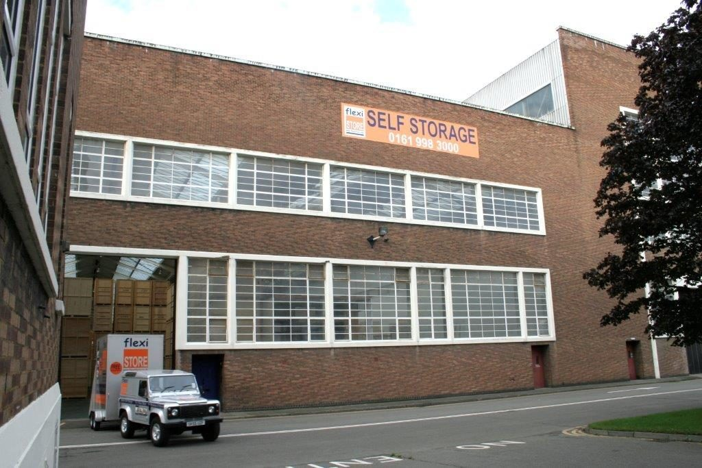 Self Storage Manchester Storage That Comes To You
