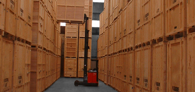 Shipping Services Worldwide Self Storage Flexistore